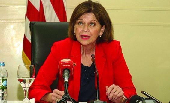 """""""Le manque persistant de confiance entre les forces politiques fait obstacle à tous les progrès en Haïti"""" estime la Représentante Spéciale de l'ONU en Haïti, Hélène La Lime"""