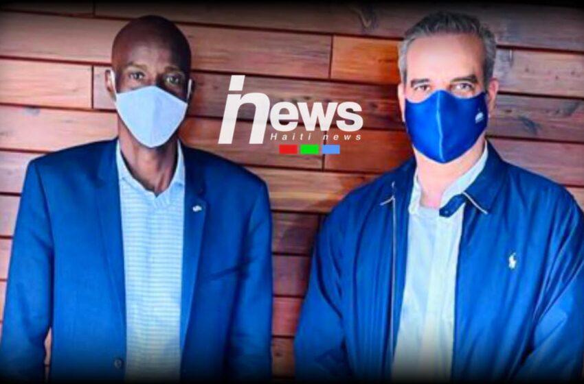 Rencontre entre Jovenel Moïse et Luis Abinader pour discuter de l'évolution du processus politique en Haïti