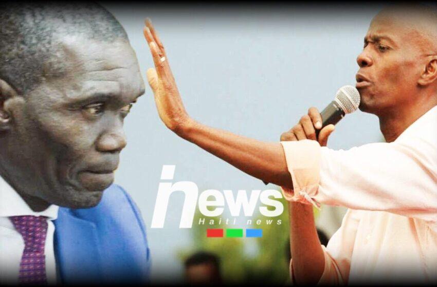 Le sénateur Lambert élu président du Sénat haïtien