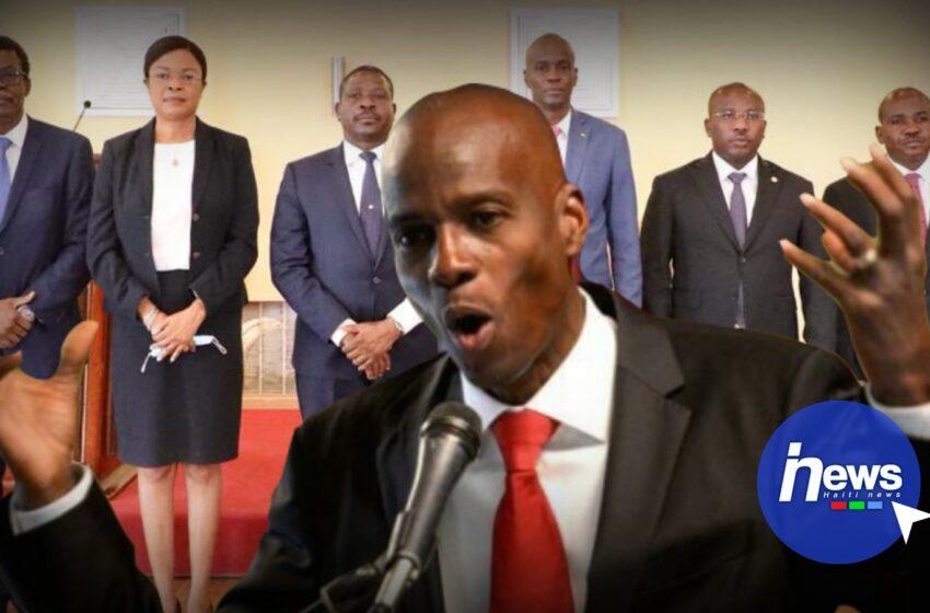 Jovenel Moïse installe le Conseil National d'Assistance Légale