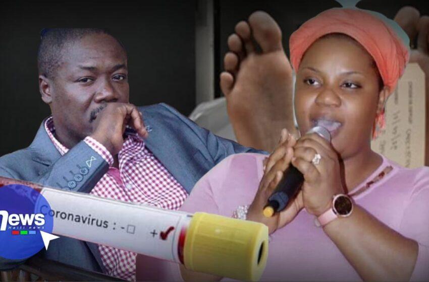 Le femme de l'ex Secrétaire d'État à la communication Eddy Jackson Alexis décède des suites du coronavirus