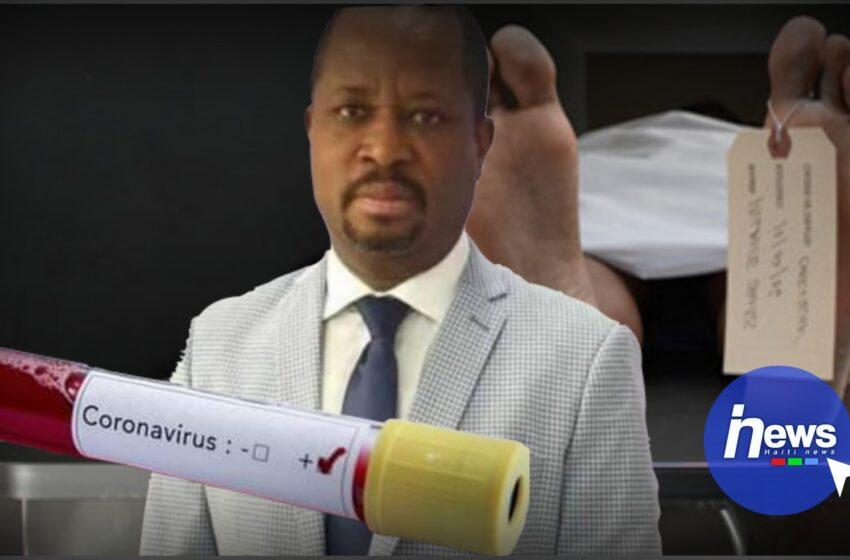Décès du directeur administratif de l'ONA, Jean Richard Pérard des suites du coronavirus