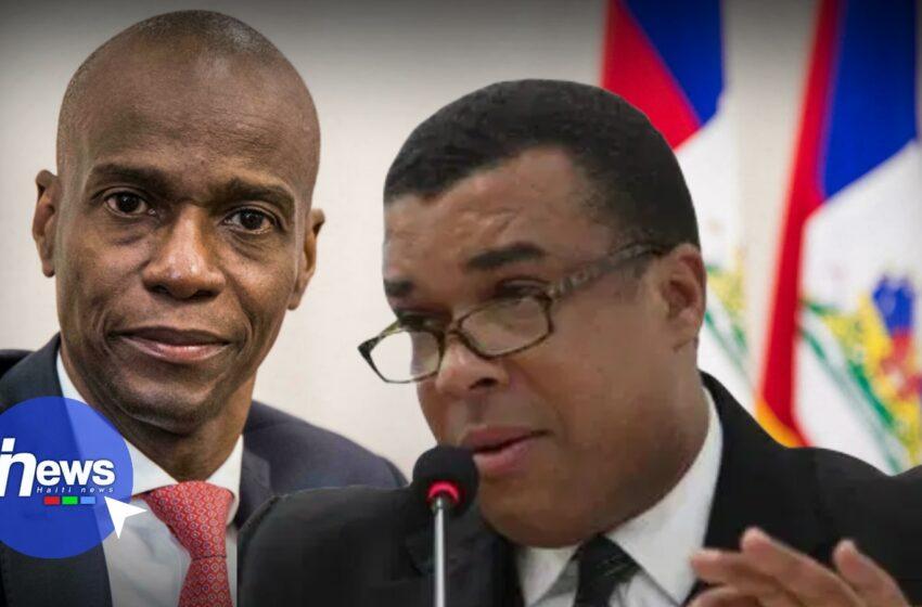 """""""Le Président Jovenel Moïse a été assassiné par ses propres agents de sécurité"""", affirme Steeven Benoît"""
