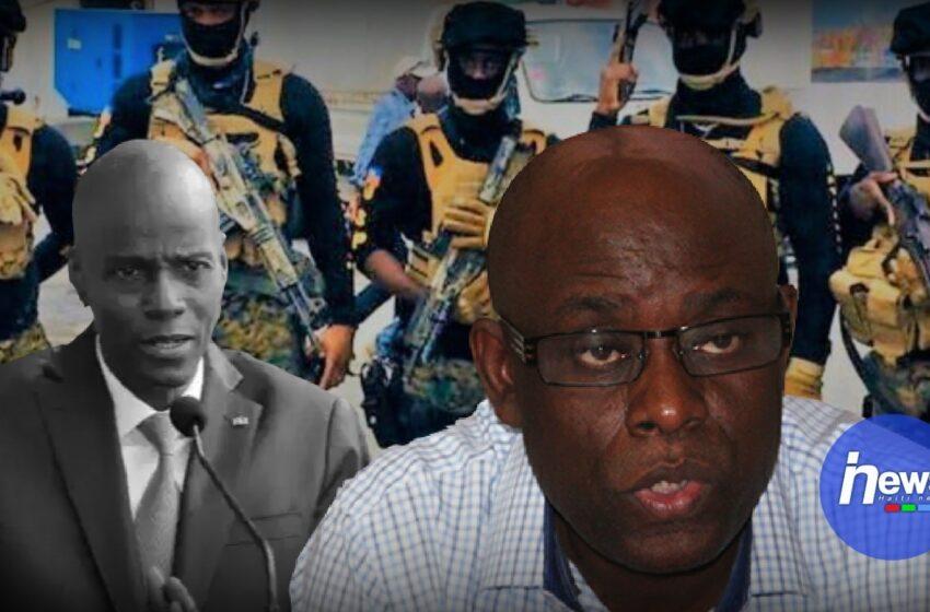 """Assassinat de Jovenel Moïse: """"au moins 40 agents de l'USGPN ont pris la fuite"""""""