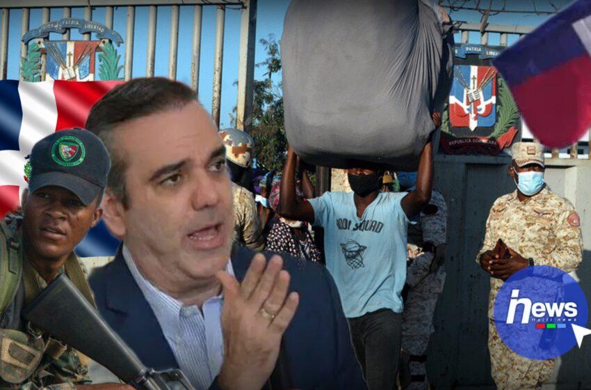 Des dominicains appellent à la réouverture de la frontière pour éviter une pénurie alimentaire en Haïti