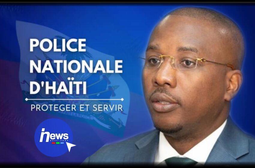 Assassinat de Jovenel Moïse: La PNH dément les allégations à l'encontre de Claude Joseph