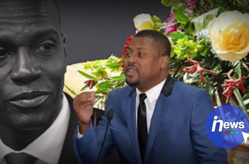 Gary Bodeau exige le report des funérailles de Jovenel Moïse