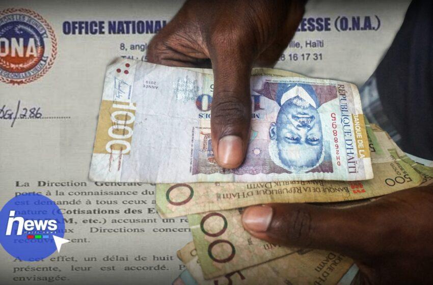 L'ONA accorde un délai de 8 jours francs à tous les débiteurs de l'institution