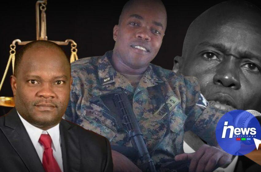 Le parquet de Port-au-Prince demande d'amener en état Dimitri Hérard et 4 autres policiers