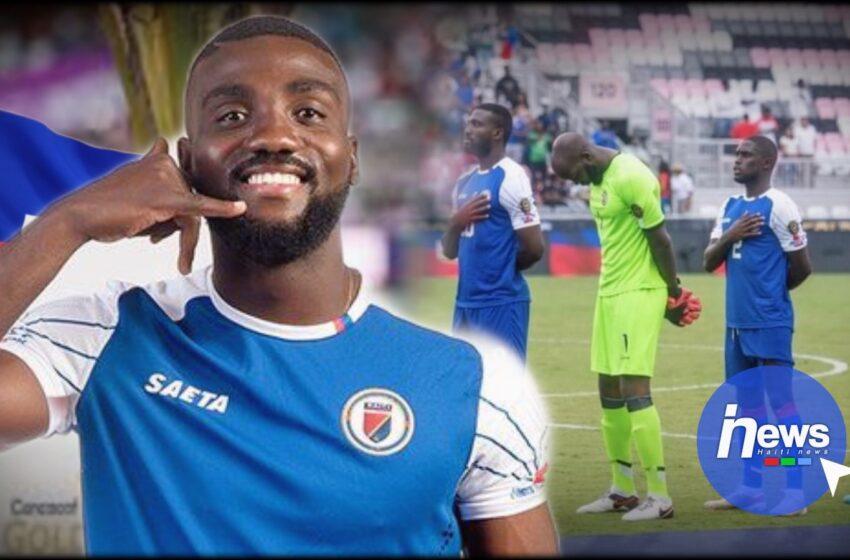 Haïti décroche son billet pour la Gold Cup 2021