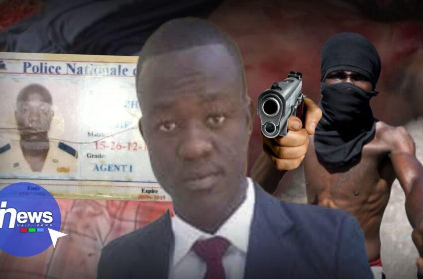 Assassinat d'un agent I de la PNH à Tabarre