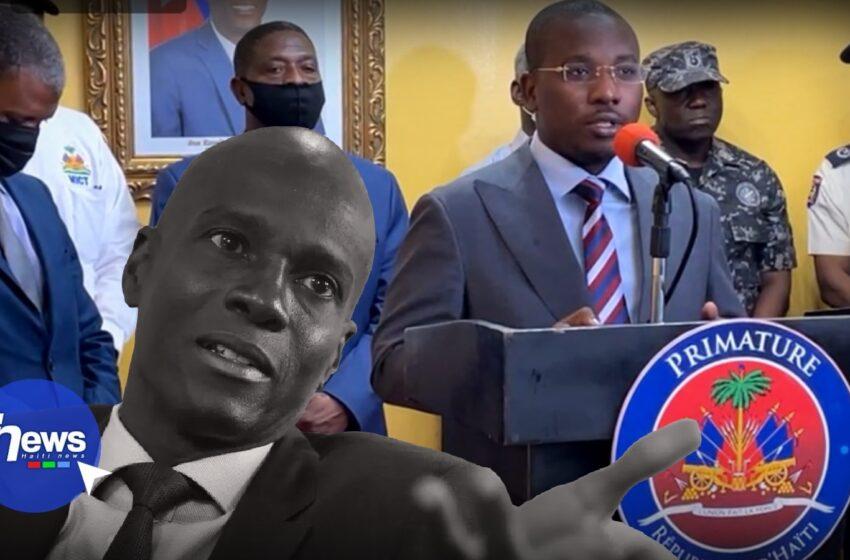 Le PM a.i Claude Joseph appelle à la reprise des activités
