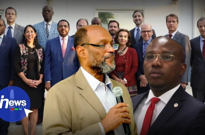 Le Core Group appelle le premier ministre désigné, Ariel Henry, à la formation d'un Gouvernement consensuel
