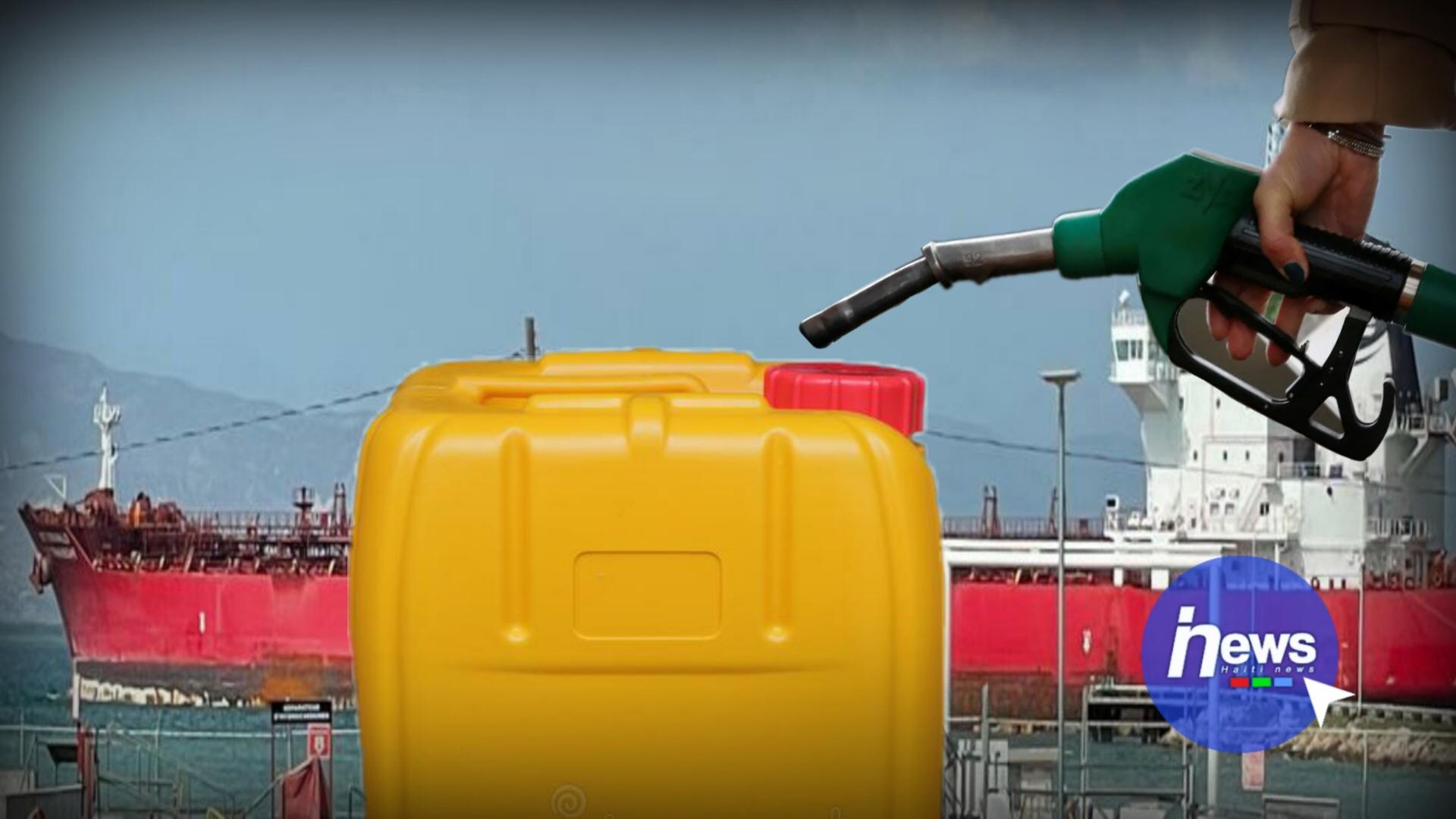 Une bonne nouvelle, le carburant est enfin arrivé sur le sol haïtien