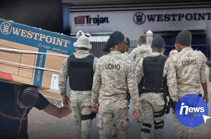 113 policiers de l'UDMO du Nord transférés dans d'autres départements du pays