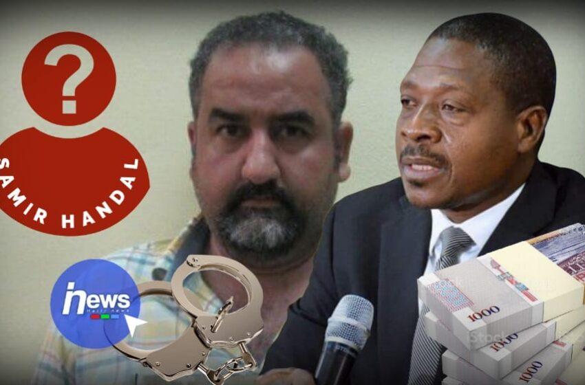 La justicie haïtienne offrent 4 millions de gourdes de récompense pour l'arrestation de Samir Handal et Rodolphe Jaar
