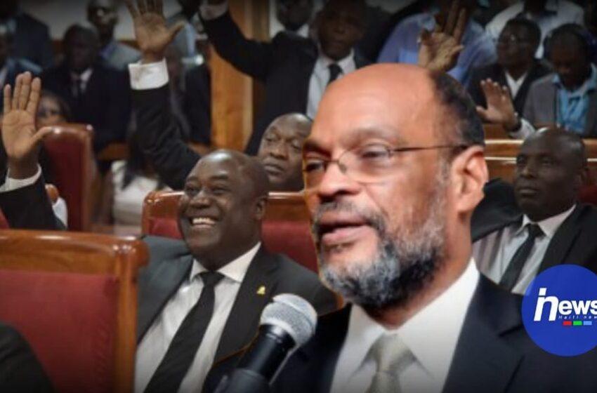 """""""J'ai été proposé à Jovenel par les anciens Senateurs de l'opposition"""", affirme le PM Ariel Henry"""