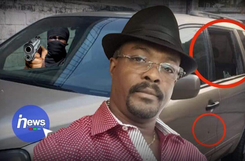 Un journaliste de radio Caraïbes échappe de justesse à une attaque armée