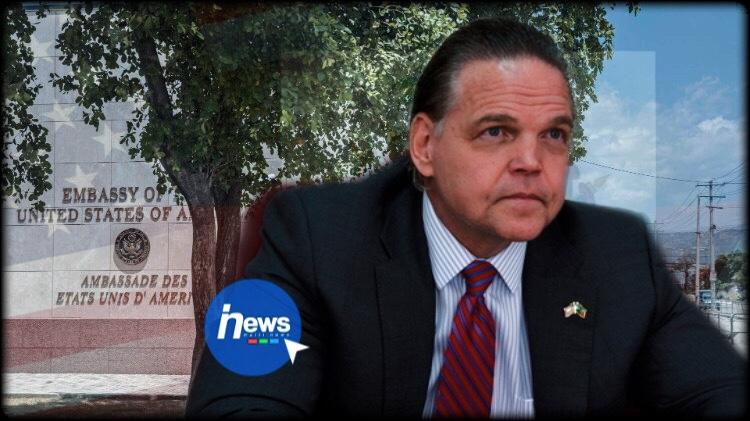 L'envoyé spécial des États-Unis en Haïti, Daniel Foote démissionne