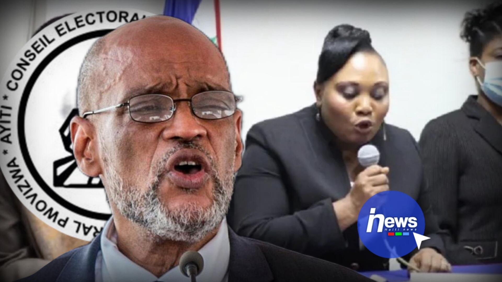 Révocation des membres du CEP par le Premier ministre Ariel Henry