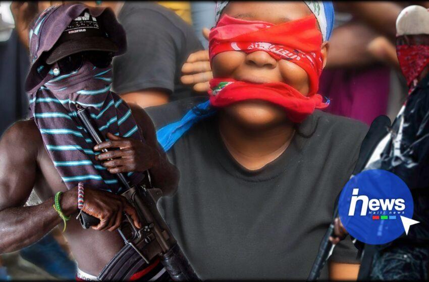 Les cas de kidnapping explosent à Port-au-Prince