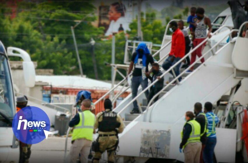 Plus de 1000 réfugiés déjà refoulés en Haïti