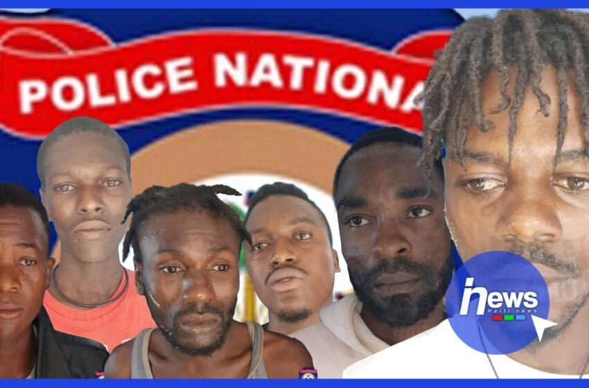 Arrestation de 6 dangereux présumés kidnappeurs