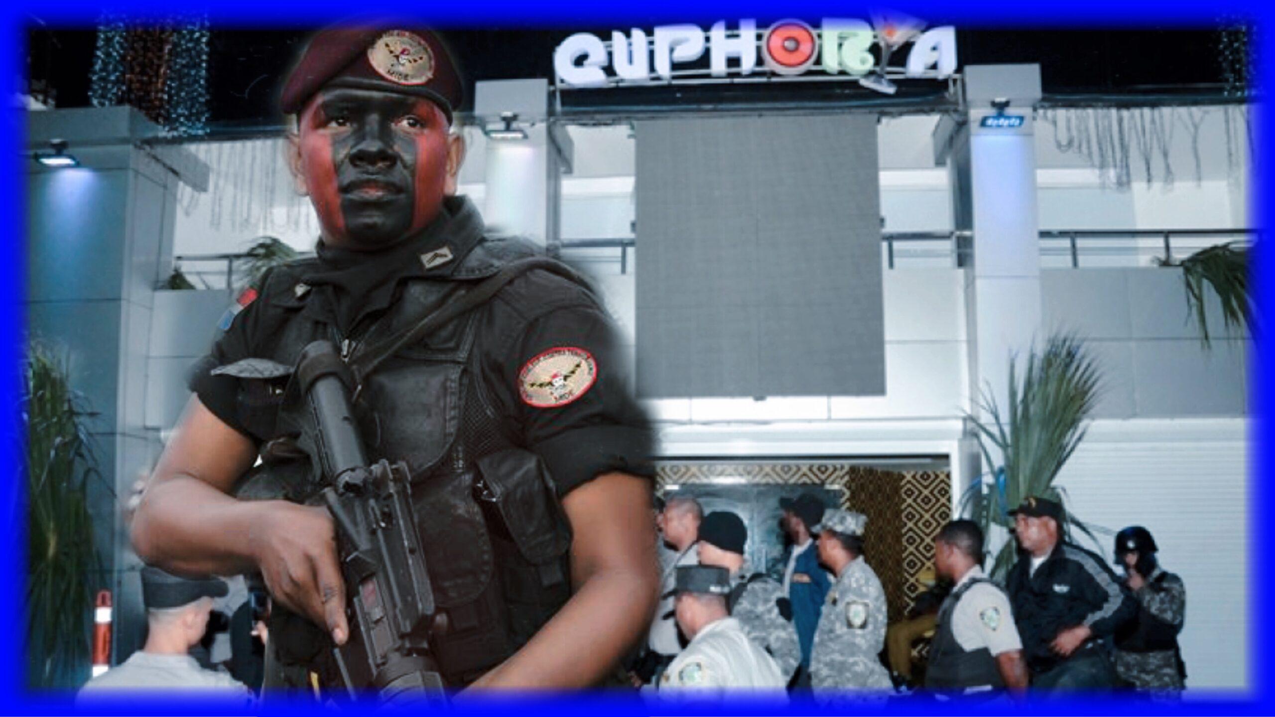 Plusieurs sans-papiers haïtiens arrêtés dans un club