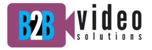 B2B Video Solutions logo - small business video