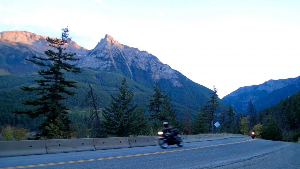 Jamming Through the Mountains