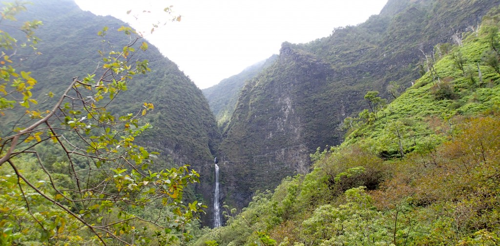 Kauai Hanakapiai Falls
