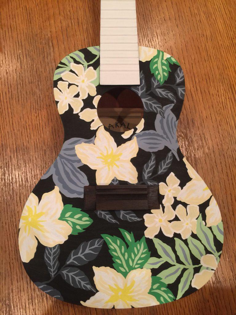 hawaiian ukulele