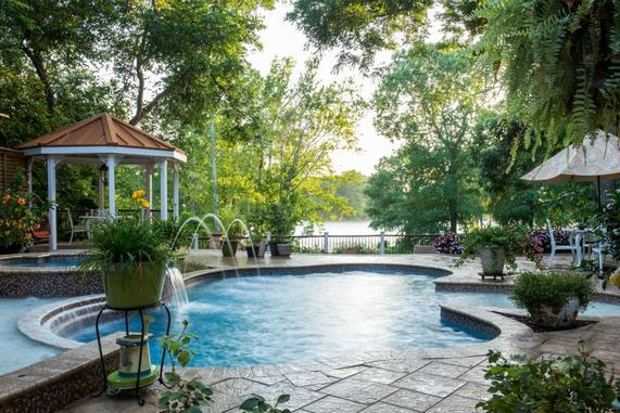 NXT GEN Fiberglass Pools and Spas by Bret Shallenberger