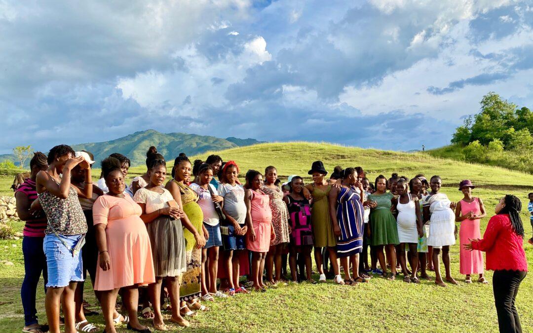 Second Birth Center in Haiti