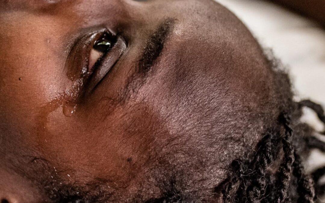 Tears Flow as Haiti's Future is Uncertain