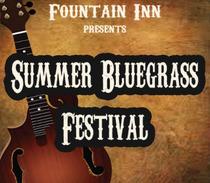 Summer Bluegrass Festival in Fountain Inn