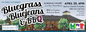 Bluegrass, Blue Jeans & BBQ @ Uptown Market |  |  |