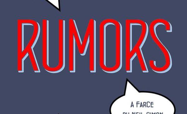 Oconee Community Theatre Presents Neil Simon's 'Rumors' @ Oconee Community Theatre