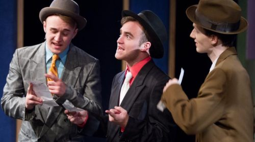 REVIEW: FIRE Theatre's 'Guys and Dolls' is a Bushel and a Peck of Fun