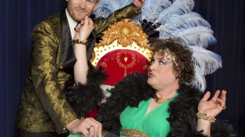 """REVIEW: Asheville Community Theatre Goes for Rainbow's Gold in Daring """"La Cage Aux Folles"""""""