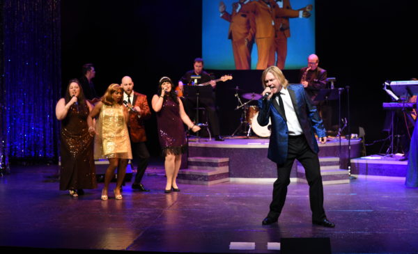 """Rock & Roll is Here to Stay"" runs Aug. 5-14 at Greenville Little Theatre. Photo by Wallace Krebs."
