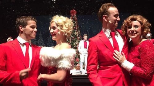 REVIEW: 'White Christmas' is Divine Holiday Showstopper at Anderson University