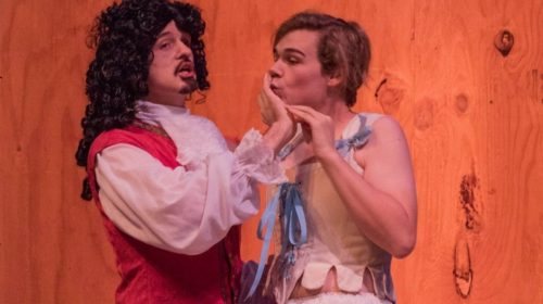 REVIEW: Shoestring Players Strut Their Stuff in 'Compleat Female Stage Beauty'
