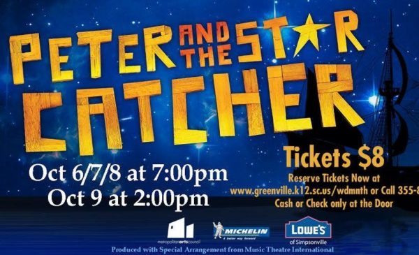 Peter and the Star Catcher at Woodmont High School @ Woodmont High SChool