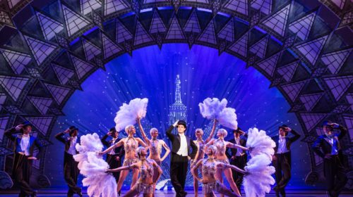 """REVIEW: 'An American in Paris"""" is Sublime Artistry in Motion at Peace Center"""