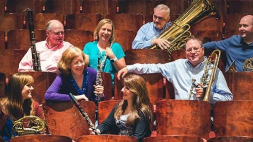 SPECIAL PREVIEW: Spartanburg Philharmonic Quintets See New Light in Final Espresso Concert