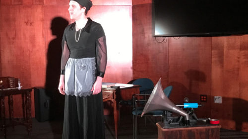 "REVIEW: ""I Am My Own Wife' is Engrossing, Entertaining One-Man Show"