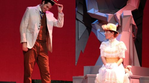 REVIEW: Converse Opera Theatre's 'Summer and Smoke' is Smokin'