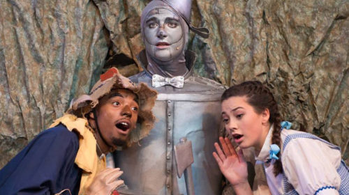 REVIEW: Dorman Theatre's Phenomenal 'Wizard of Oz' Flies High