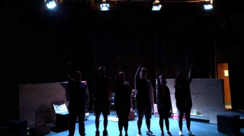 Proud Mary's MOVEMENT is a powerful, moving piece of theatre